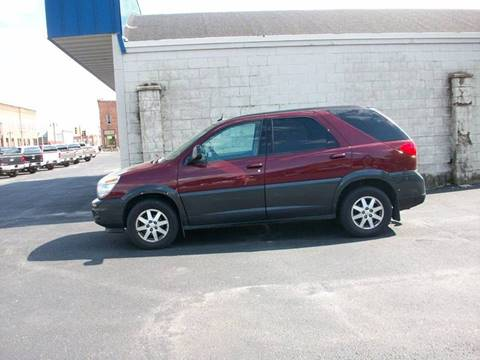 2004 Buick Rendezvous for sale in Caledonia MN