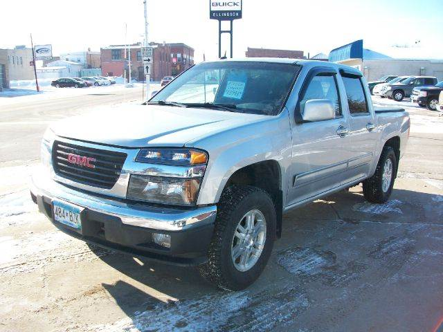 2010 gmc canyon sle1 crew cab 4wd used cars in caledonia mn 55921. Black Bedroom Furniture Sets. Home Design Ideas
