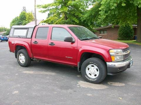 2005 Chevrolet Colorado for sale in Caledonia, MN