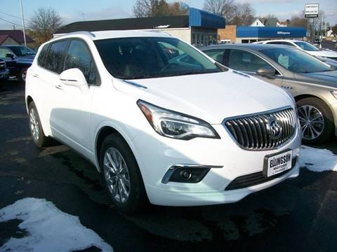 buick envision for sale in caledonia mn. Black Bedroom Furniture Sets. Home Design Ideas