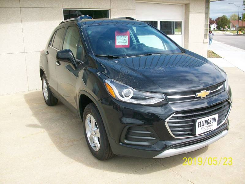 2019 Chevrolet Trax Awd Lt 4dr Crossover In Caledonia Mn