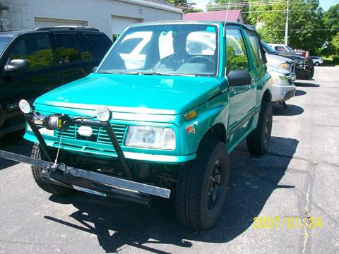 1997 Geo Tracker For Sale In Caledonia Mn