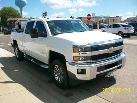2016 Chevrolet Silverado 3500HD for sale in Caledonia, MN