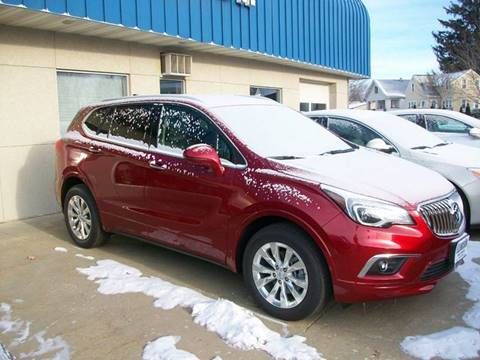 2017 Buick Envision for sale in Caledonia, MN