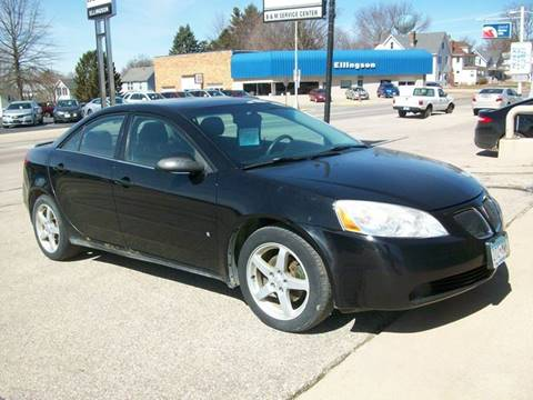 2007 Pontiac G6 for sale in Caledonia MN