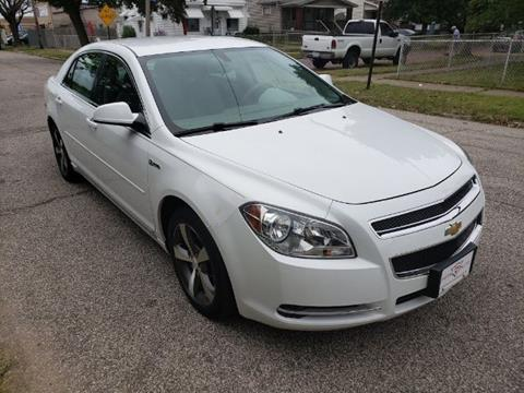 2009 Chevrolet Malibu Hybrid for sale in Cleveland, OH