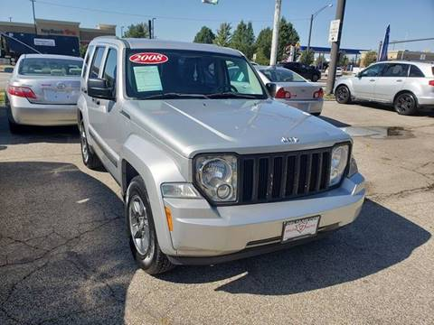 2008 Jeep Liberty for sale in Cleveland, OH