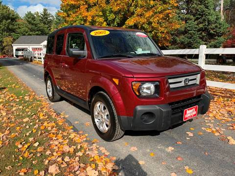 2007 Honda Element for sale in Bowdoinham, ME