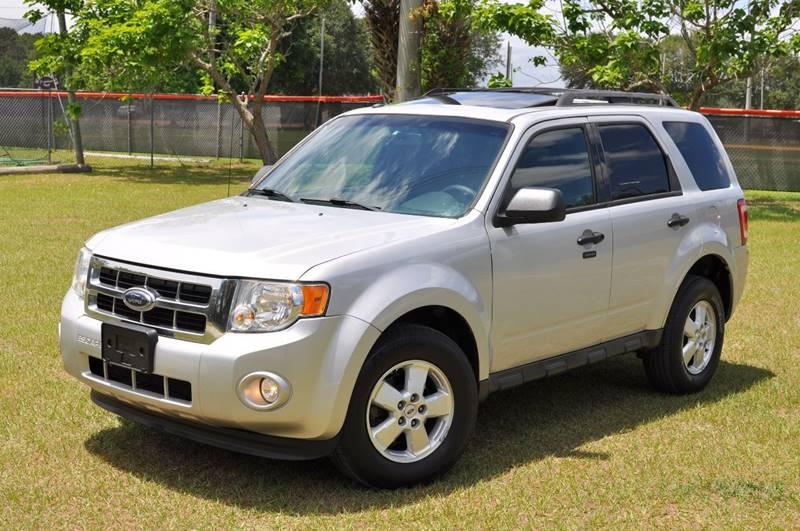 2009 Ford Escape for sale at Precision Auto Source in Jacksonville FL