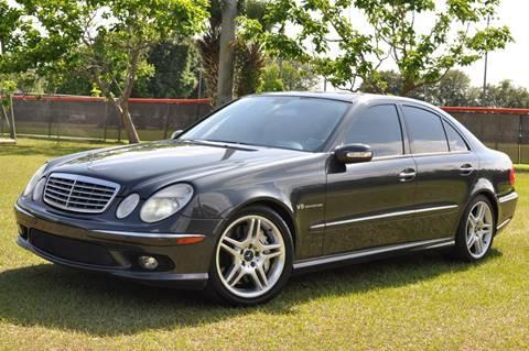 2004 Mercedes-Benz E-Class for sale in Jacksonville, FL