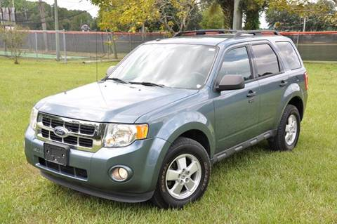 2012 Ford Escape for sale at Precision Auto Source in Jacksonville FL