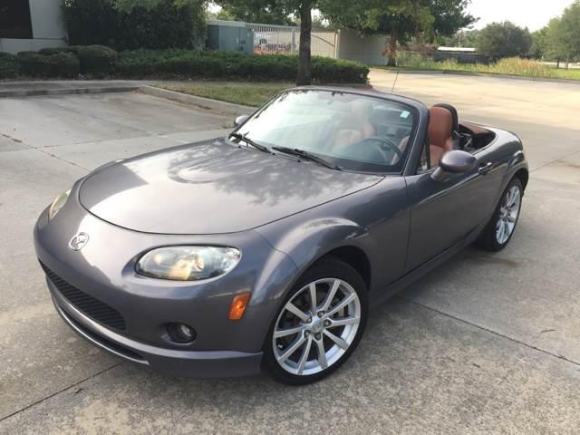 2007 Mazda MX-5 Miata for sale at Precision Auto Source in Jacksonville FL