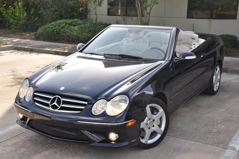 2007 Mercedes-Benz CLK for sale in Jacksonville, FL