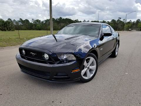 2013 Ford Mustang for sale at Precision Auto Source in Jacksonville FL