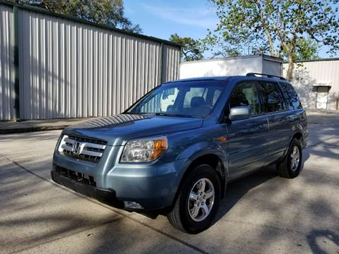 2007 Honda Pilot for sale at Precision Auto Source in Jacksonville FL