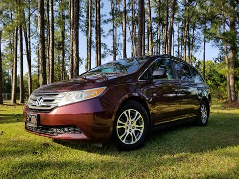2011 Honda Odyssey for sale at Precision Auto Source in Jacksonville FL