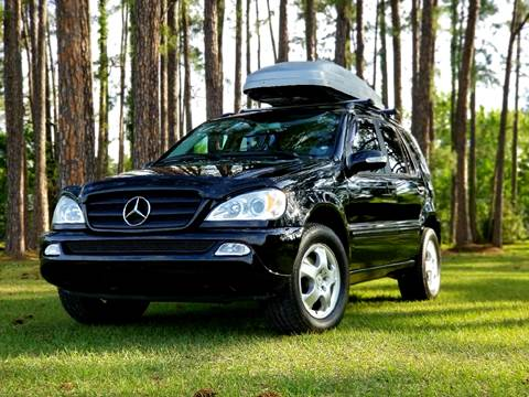 2005 Mercedes-Benz M-Class for sale at Precision Auto Source in Jacksonville FL