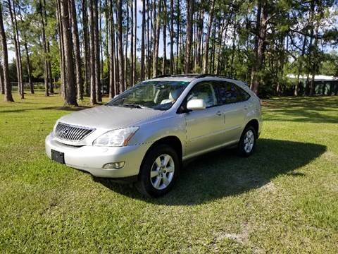 2004 Lexus RX 330 for sale at Precision Auto Source in Jacksonville FL