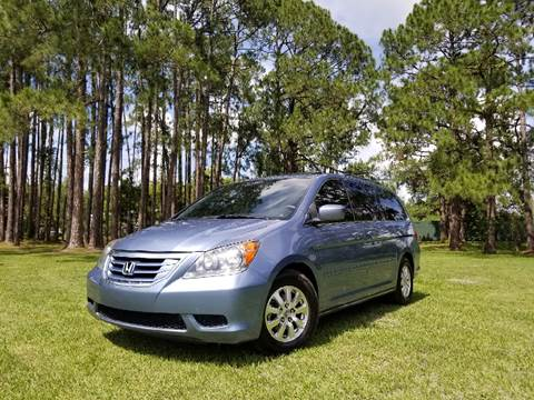 2008 Honda Odyssey for sale at Precision Auto Source in Jacksonville FL