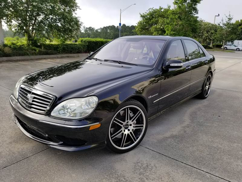 2004 Mercedes-Benz S-Class for sale at Precision Auto Source in Jacksonville FL
