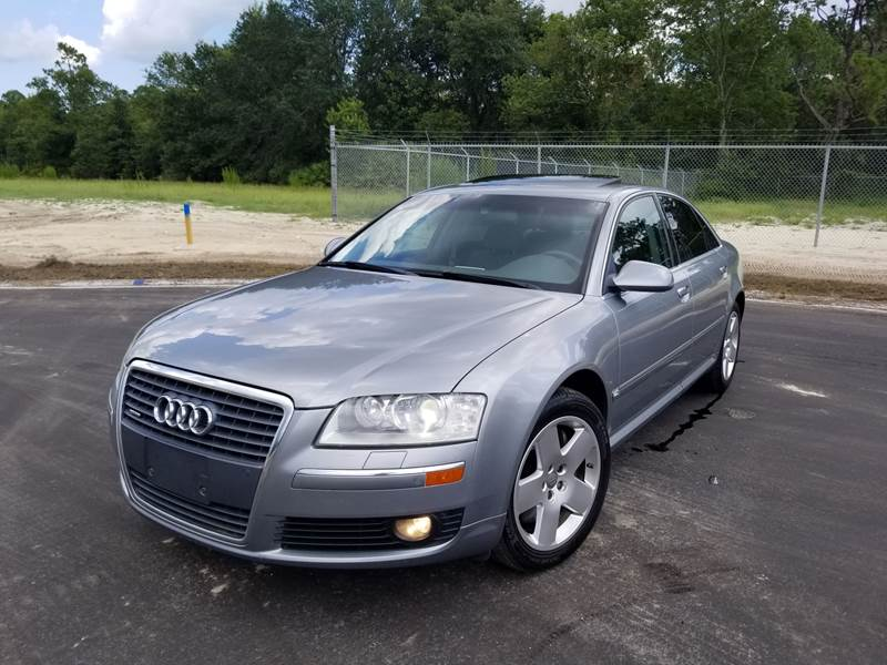 2007 Audi A8 for sale at Precision Auto Source in Jacksonville FL