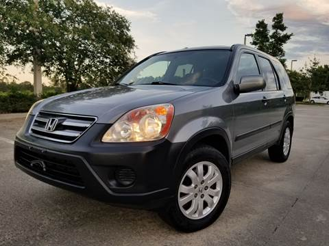 2005 Honda CR-V for sale at Precision Auto Source in Jacksonville FL