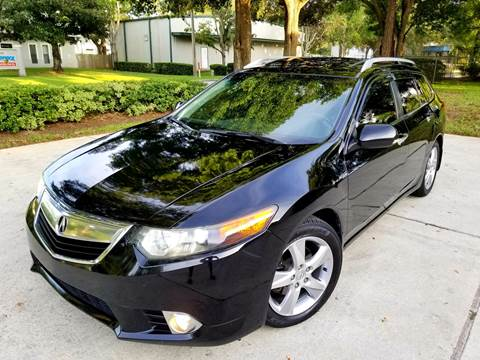 Used Acura TSX Sport Wagon For Sale In Texas Carsforsalecom - Used acura wagon