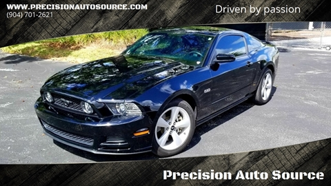 2014 Ford Mustang for sale in Jacksonville, FL