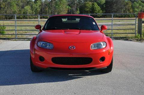 2006 Mazda MX-5 Miata for sale at Precision Auto Source in Jacksonville FL