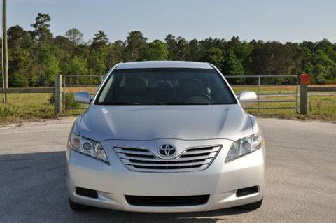 2008 Toyota Camry for sale at Precision Auto Source in Jacksonville FL