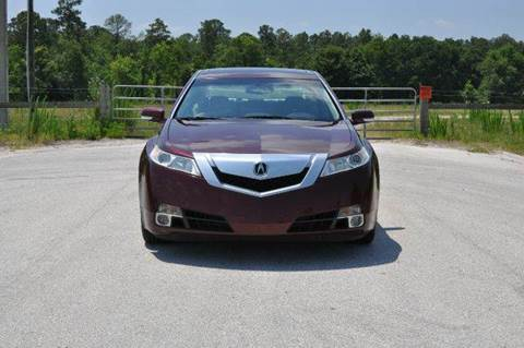 2009 Acura TL for sale at Precision Auto Source in Jacksonville FL