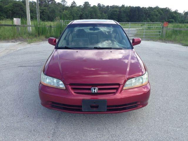 2002 Honda Accord for sale at Precision Auto Source in Jacksonville FL