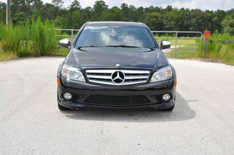 2009 Mercedes-Benz C-Class for sale at Precision Auto Source in Jacksonville FL