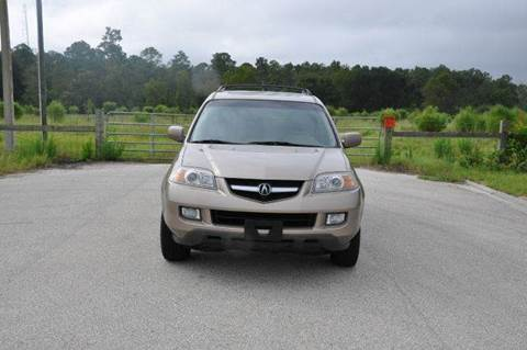 2004 Acura MDX for sale at Precision Auto Source in Jacksonville FL