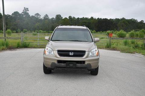 2005 Honda Pilot for sale at Precision Auto Source in Jacksonville FL