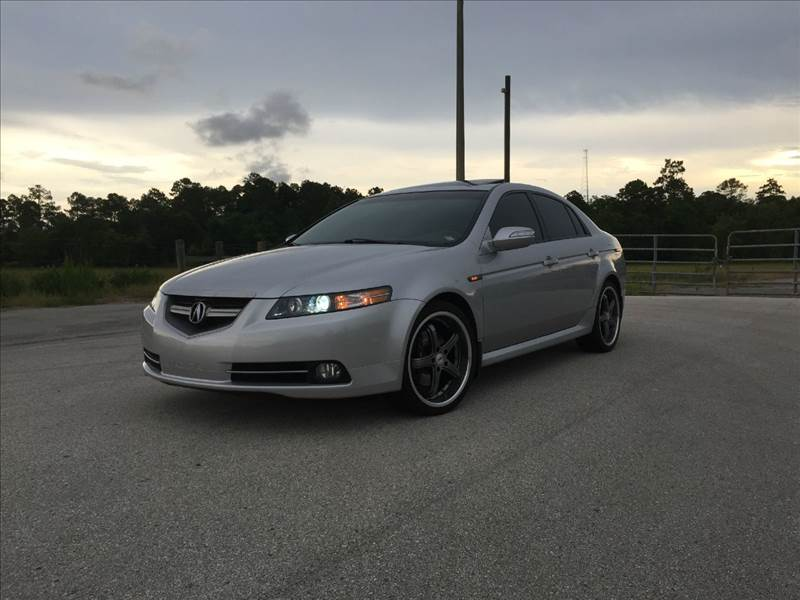 Acura TL In Jacksonville FL Precision Auto Source - 2007 acura tl for sale