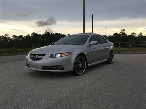 2007 Acura TL for sale at Precision Auto Source in Jacksonville FL