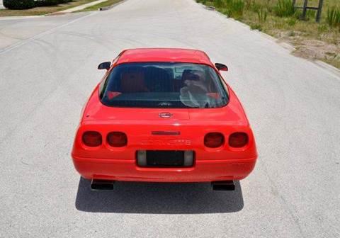 1993 Chevrolet Corvette for sale at Precision Auto Source in Jacksonville FL