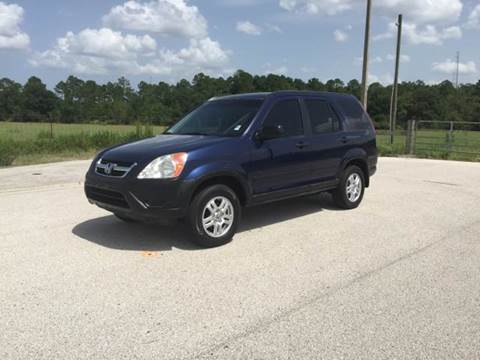 2003 Honda CR-V for sale at Precision Auto Source in Jacksonville FL