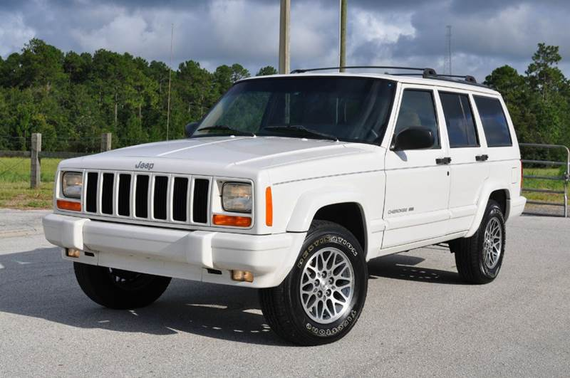 1999 Jeep Cherokee for sale at Precision Auto Source in Jacksonville FL