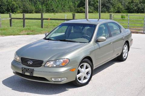 2003 Infiniti I35 for sale at Precision Auto Source in Jacksonville FL