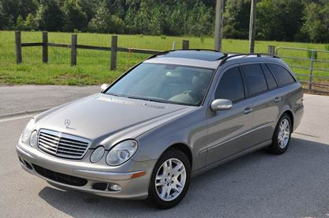 2006 Mercedes-Benz E-Class for sale at Precision Auto Source in Jacksonville FL