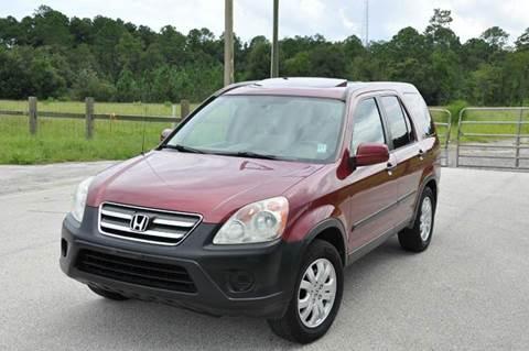 2006 Honda CR-V for sale at Precision Auto Source in Jacksonville FL