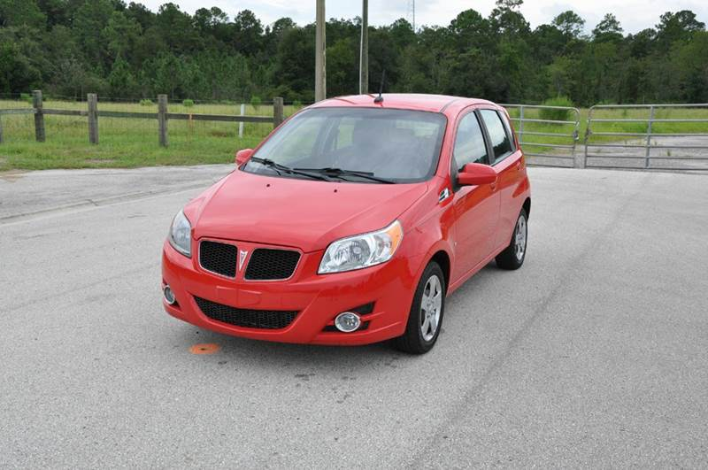 2009 Pontiac G3 for sale at Precision Auto Source in Jacksonville FL