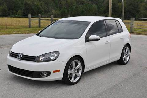 2011 Volkswagen Golf for sale at Precision Auto Source in Jacksonville FL