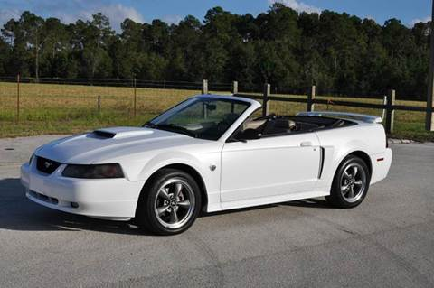 2004 Ford Mustang for sale at Precision Auto Source in Jacksonville FL