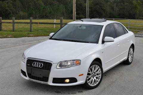 2008 Audi A4 for sale at Precision Auto Source in Jacksonville FL