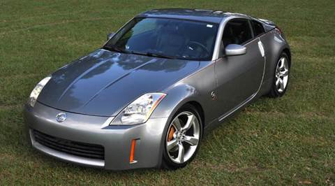 2005 Nissan 350Z for sale at Precision Auto Source in Jacksonville FL
