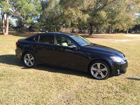 2012 Lexus IS 250 for sale at Precision Auto Source in Jacksonville FL