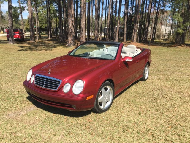 2000 Mercedes-Benz CLK for sale at Precision Auto Source in Jacksonville FL